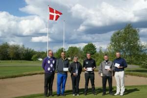 Vinder af Pinse single turnering 2016 - hjside